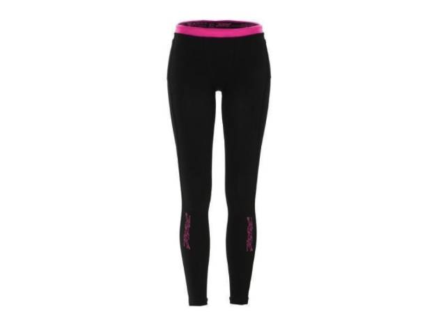 ZOOT FITNESS FEMME ULTRA COMPRESSRX TIGHT - Size 1 Black/pink