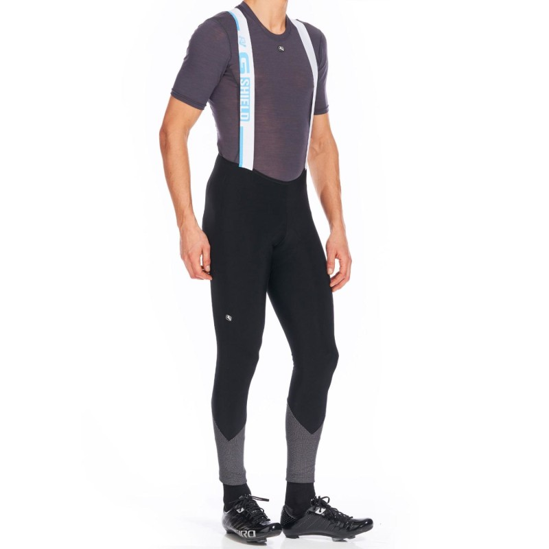 Giordana G-Shield Bib Tight - Høst/Vinterbukse med refleks - Large