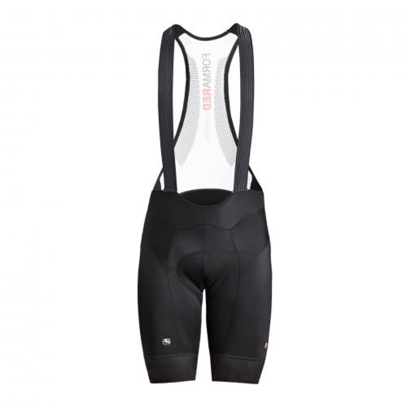Giordana FR-C Pro Bib Short - Black - Large