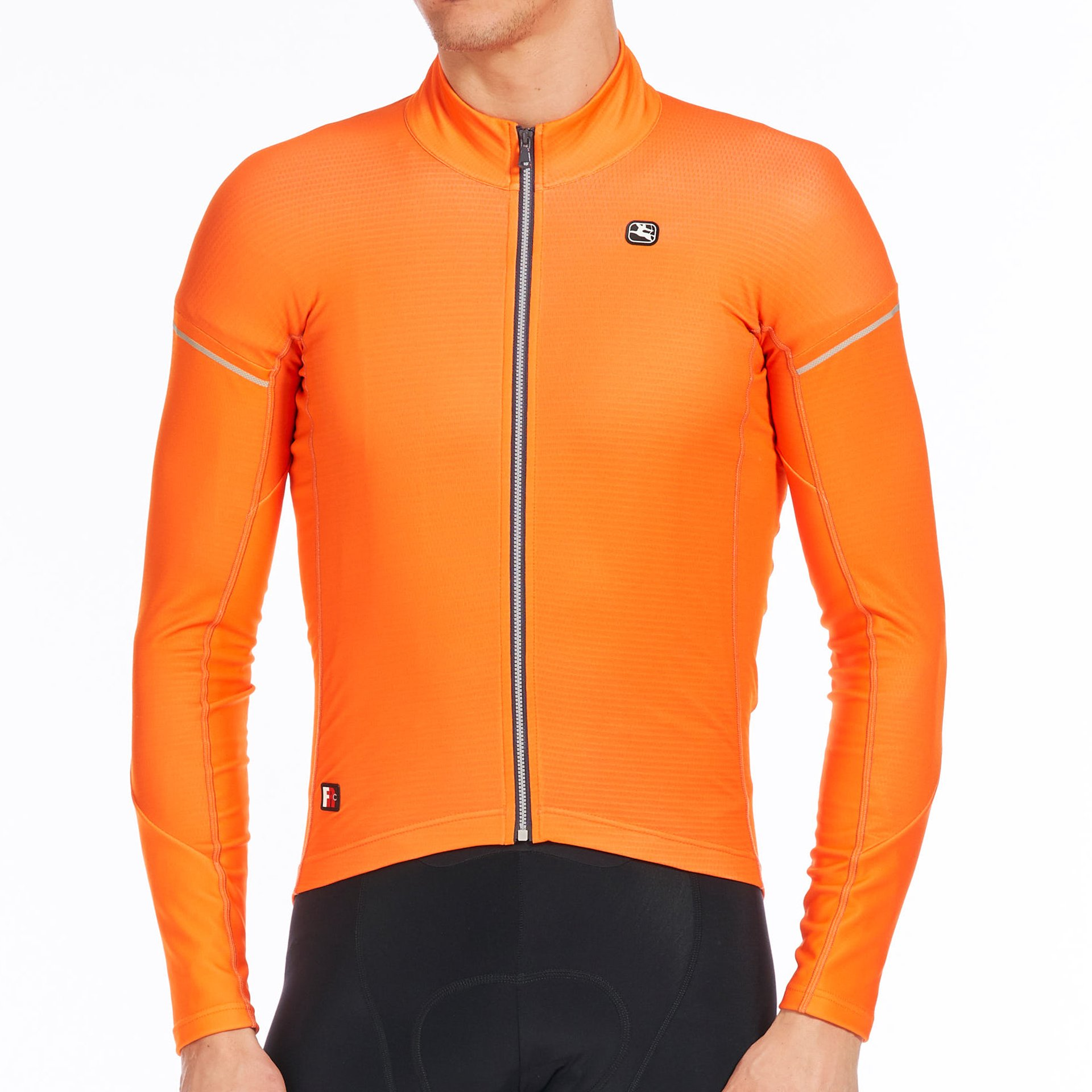 giordana-fr-c-pro-thermal-long-sleeve-jersey-orange-l